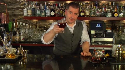 How to Make a Blue Blazer Style Hot Toddy - Raising the Bar with Jamie Boudreau - Small Screen