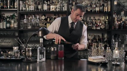 How to Carbonate and Bottle a Cocktail - Ruban Bleu #2 - Raising the Bar with Jamie Boudreau