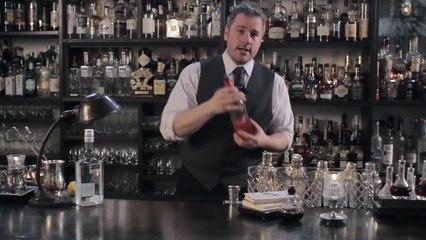 Rha Rha Number Two - How to Make a Shrub - Raising the Bar with Jamie Boudreau - Small Screen