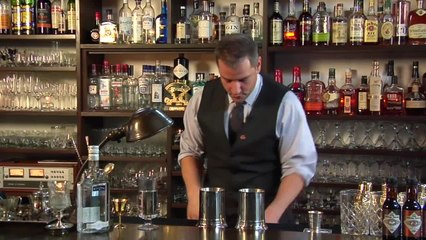 Green Blazer Cocktail - Raising the Bar with Jamie Boudreau - Small Screen
