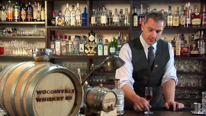 How to Barrel Age a Cocktail - Whitehook - Raising the Bar with Jamie Boudreau - Small Screen