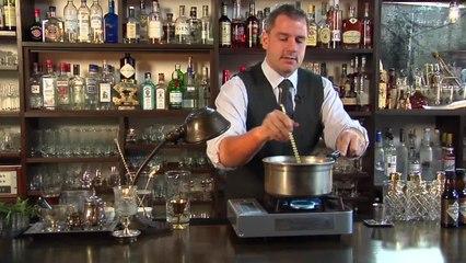 Pumpkin King Cocktail - Raising the Bar with Jamie Boudreau - Small Screen