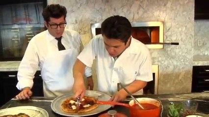 Pizzeria Mozza - Matt Molina - Hanging with Harris - Los Angeles
