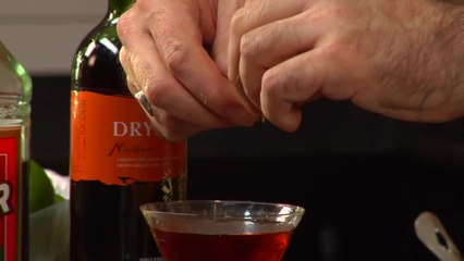 Trident Cocktail - The Cocktail Spirit with Robert Hess