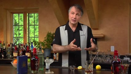 Fancy Whiskey Cocktail - The Cocktail Spirit with Robert Hess - Small Screen
