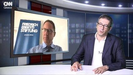 Ο Ούλριχ Στορκ στο CNN Greece για τις γερμανικές εκλογές