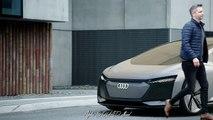 Audi Aicon Concept Interior, Exterior and Self Driving (Self Driving EV 500 Miles Range) L