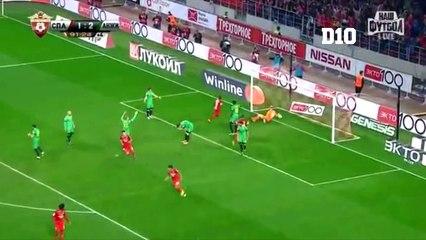Gol de Melgarejo en Rusia