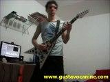 Ricochet - Faith No More (Tocando Guitarra)