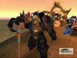 World of Warcraft Level 70 Elite Tauren Chieftain