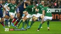 Chocs, commotions cérébrales... Le rugby, un sport de plus en plus dangereux pour la santé ?