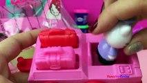 Hello Kitty jumbo jet playset by Sanrio Hello Kitty Pilot and Hello Kitty Passenger