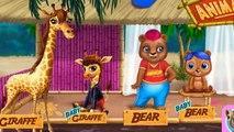 Fun Baby Animal Care Kids Game - Play Animal Pet Makeover Game With Baby Jungle Animal Hair Salon