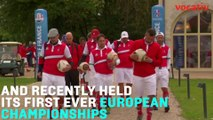 "The ""Sport"" Of FootGolf Just Crowned A European Champion"
