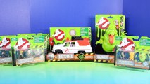 Ghostbusters Ecto Minis Ecto-1 Slimer And Tons Of Glow In The Dark Toys Who Ya Gonna call