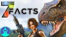 7 Ark Survival Evolved Facts YOU Should Know!!!   The Leaderboard