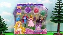 SLEEPING BEAUTY Disney Sleeping Beauty Princess Aurora Maleficent Disney Video Toy