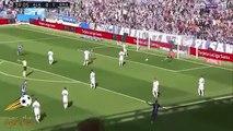 اهداف ريال مدريد والافيس 2-1 شاشة كاملة تعليق حفيظ دراجي 23-9-2017 مباراة مجنونة - YouTube