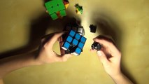 3x3 Rubiks Cube (Speed Cube) Disassembly and Assembly Tutorial