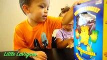 Worlds Largest Gummy Bear Challenge with CANDY + DISNEY FROZEN ELSA! ~ Little LaVignes