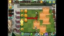 Plants vs. Zombies 2 - Zombiversary #4 (Nuts & Bombs)