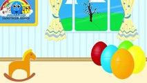 Animé bébé Livre coloration les couleurs couleurs pour enfants Apprendre formes tout petit ★ ★ surprise