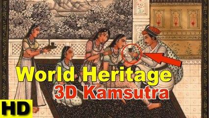 3D Kamsutra    World Heritage    Ft.Mugal Art    Part 02