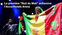 La première « Nuit du Mali » électrise l'AccorHotels Arena de Paris-Bercy