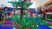 Lego Police Station MOC - video dailymotion