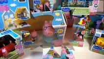 Porc jouet jouets avec surprises de lemballage Peppa pig Peppa Peppa frais P & G surprise,