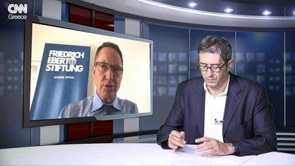 Uli Stork, Interview for CNN Greece (in english)