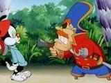 Animaniacs S01E03 H.M.S. Yakko, Slappy Goes Walnuts,  Yakko's Universe