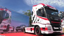 24 Heures Camions 2017 - Interview avec IVECO