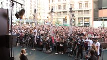 Rihanna presenta Fenty Beauty en Madrid