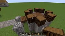 Minecraft | Lets Build | Small Medieval Village House