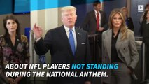 Patriots' Robert Kraft 'disappointed' by Trump's NFL comments