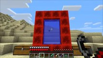Minecraft How To Make A Portal To The Power Rangers Dimension - POWER RANGERS Dimension Showcase!!!