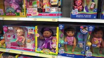 BABY ALIVE Outing To Toys R Us Kalani Star Gets New Pets!