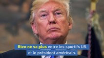 Sports US - NFL : Le week-end sportif de Donald Trump