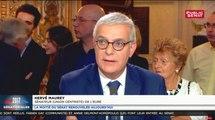 « Ce soir, on assiste au premier échec politique d'Emmanuel Macron » insiste Hervé Maurey