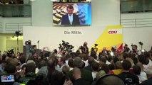 حزب ميركل يفوز في الانتخابات التشريعية في المانيا