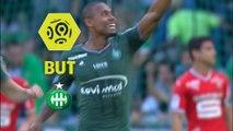 But Gabriel SILVA (45ème +2) / AS Saint-Etienne - Stade Rennais FC - (2-2) - (ASSE-SRFC) / 2017-18