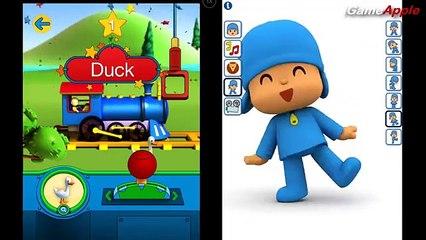 TALKING CAILLOU vs TALKING POCOYO (Gameplay, Walkthrough) - iOS: iPhone, iPad / Android