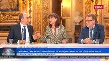Collectivités locales: Passe d'armes entre Eliane Assassi (PC) et André Gattolin (LREM)