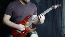 Rogers - JerryC - Canon Rock (Guitar Cover)