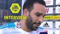 Interview de fin de match : Olympique de Marseille - Toulouse FC (2-0)  - Résumé - (OM-TFC) / 2017-18