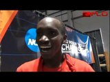 Lawi Lalang National Champ in 5k, great battle with Derrick at NCAA Indoor Champs 2012