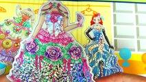 いちか&ひまりがあこがれのキラキラ☆ドレスにおきがえしちゃうよ!プリキュアアラモード キッズ アニメ おもちゃ Kids Anime Toy