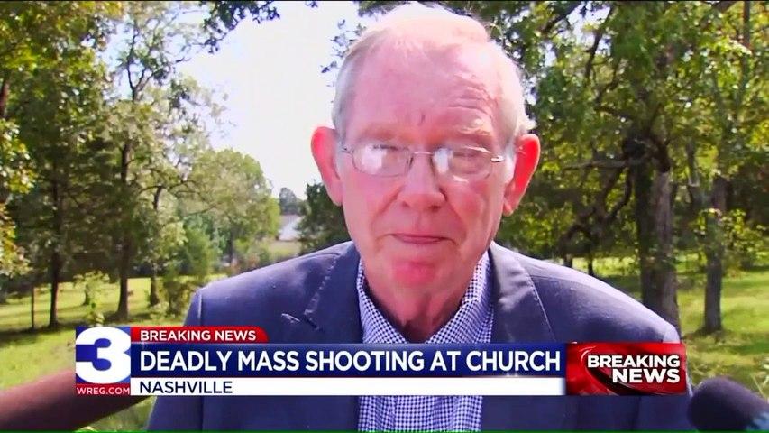 Masked Gunman Identified, Usher Hailed as Hero as Details Emerge in Nashville Church Shooting