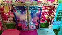 Review Escenario de Barbie Rockn Royals / Barbie Rock`n Royals Transforming Stage Playset Review